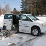 Wheel Chair Accessible Van